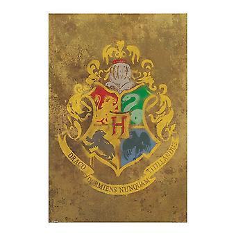 Harry Potter, Maxi Poster - Hogwarts Coat of Arms No. 1