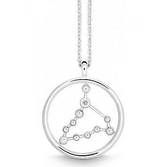 QUINN - Halskette - Damen - Silber 925 - Wess. (H) / piqué - 0274299