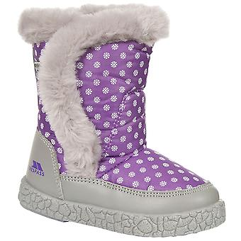 Trespass Girls Tigan Winter Snow Boots