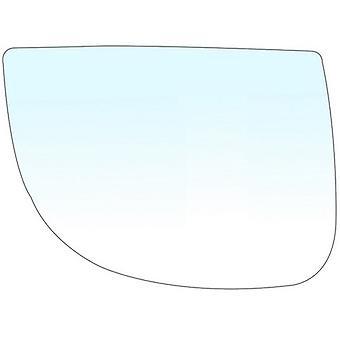 LH nedre speil glass (blindspot speil) & holder for Iveco daglig tourys buss 14-18