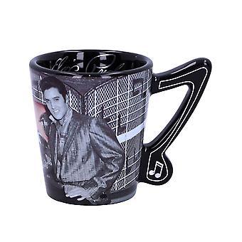 Elvis Presley Cadillac Espresso Cup