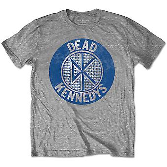 Dead Kennedys Vintage Circle Official Tee T-Shirt Mens Unisex