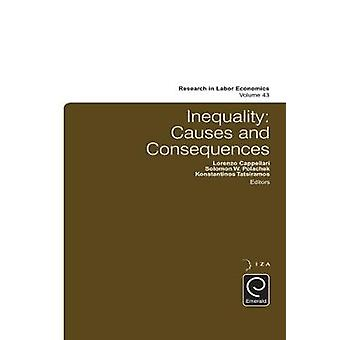 Inequality Causes and Consequences by Polachek & Solomon W.