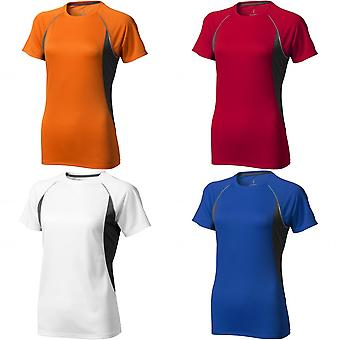 Elevate Womens/Ladies Quebec Short Sleeve T-Shirt