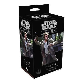 Star Wars Legion-Han Solo Commander Expansion Pack