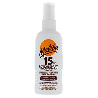 Malibu SPF 15 Lotion Spray 100ml