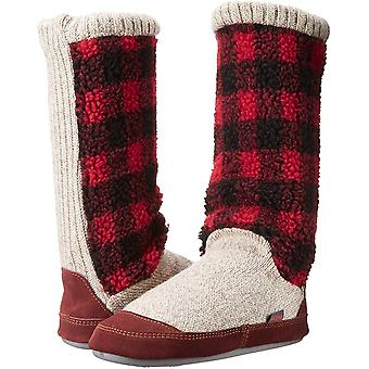Acorn Womens slouch boot Closed Toe Pull On Slippers