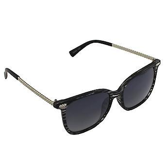 Solbriller UV 400 Wayfarer Sort Zebra 2829_12829_1
