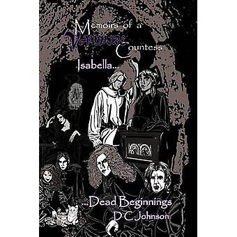 Memoarene til en Vampire grevinne Isabella... av Johnson & DC