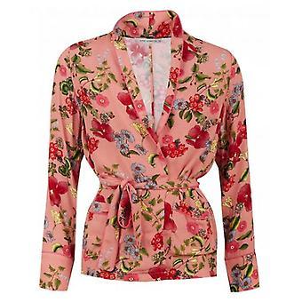 Sofie Schnoor Rose Print Lightweight Jacket