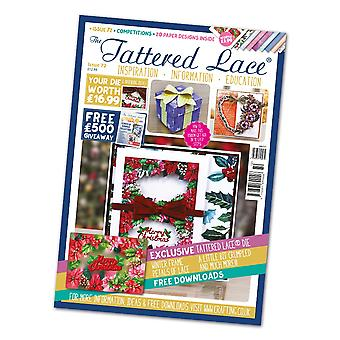Tattered Lace Magazin Ausgabe 72