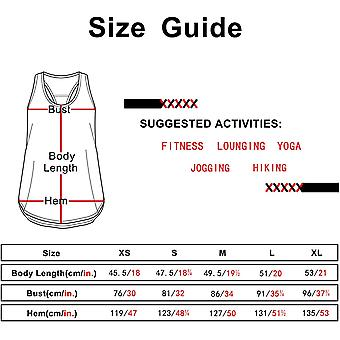 icyzone Workout Tank Tops for Women - Athletic Yoga Tops, Racerback Running T...