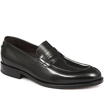 Jones Bootmaker Mens Leather Penny Loafer