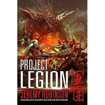 Project Legion by Robinson & Jeremy