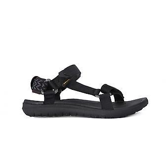 Teva Sanborn Black 1015160BLK universal summer women shoes