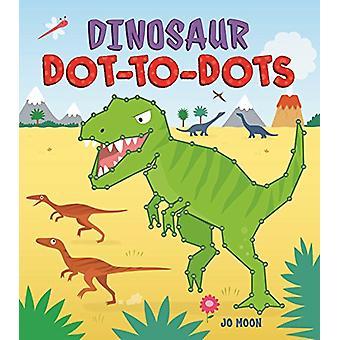 Dinosaur Dot-to-Dots by Jo Moon - 9781784289874 Book