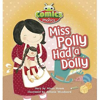 Comics for Phonics Miss Polly Had a Dolly Lilac (BUG CLUB)