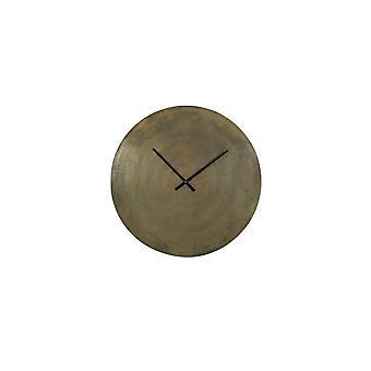 Light & Living Clock 59cm Licola Antique Bronze
