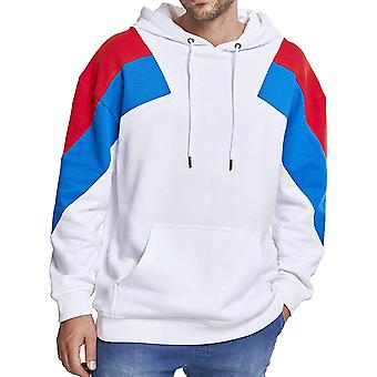 Allthemen Men's Colorblock Soft Front Pocket Hoodies