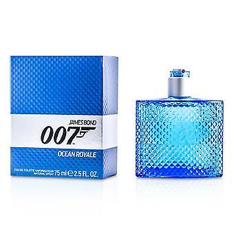 James Bond 007 Ocean Royale Eau De Toilette Spray 75ml/2.5oz
