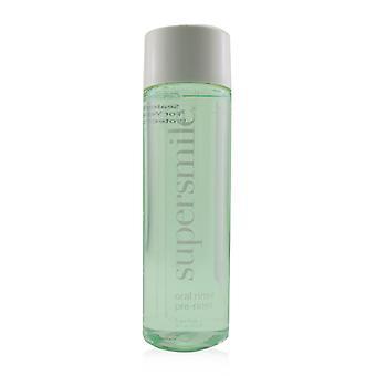Oral rinse mouthwash original mint 245359 473ml/16oz