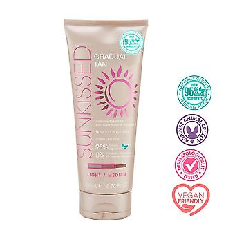 Sunkissed Gradual Tan - Leggero / Medio