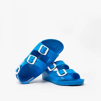 Birkenstock Milano 1009355 (nar) Jungen Eva Zwei Strap Sandalen Scuba Blue