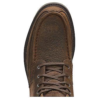 Ariat Men's Ayakkabı Gözcü Deri Kapalı Ayak Bileği Güvenlik Botları