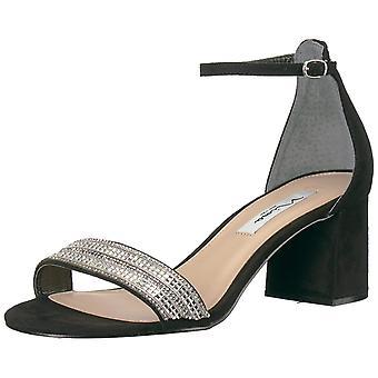 Nina Womens Elenora open teen speciale gelegenheid enkelbandje sandalen