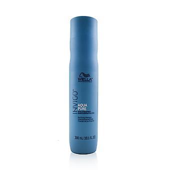 Invigo aqua puro purificador shampoo 244539 300ml/10.1oz