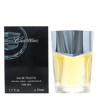 Cadillac For Men Eau de Toilette 50ml Spray For Him
