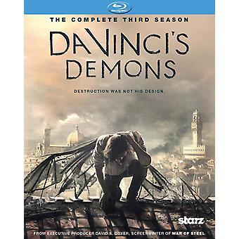 Da Vinci's Demons: Season 3 [Blu-ray] USA import