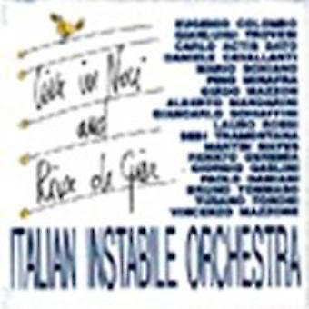 Italian Instabile Orchestra - Live in Noci & Rive-De-Gier 1991 [CD] USA import