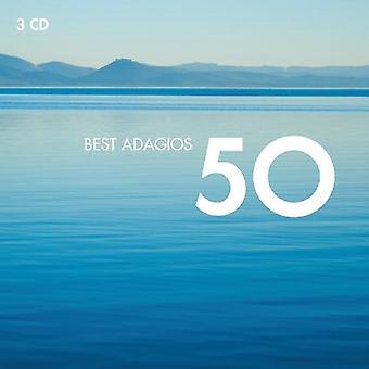 50 Best Adagios [CD] USA import