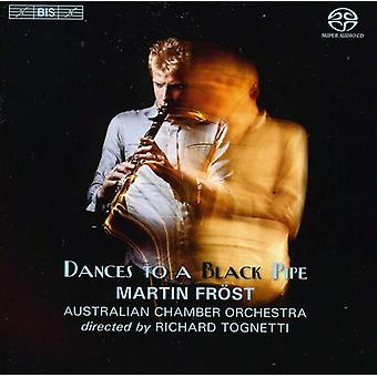 Martin Frost - Dances to a Black Pipe [SACD] USA import