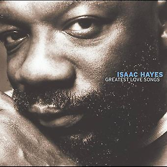 Isaac Hayes - Greatest Love Songs [CD] USA import