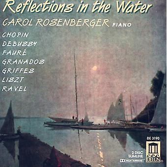 Carol Rosenberger - Reflections on the Water [CD] USA import