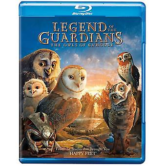 Legend of the Guardians: The Owls of Ga'Hoole [BLU-RAY] USA import