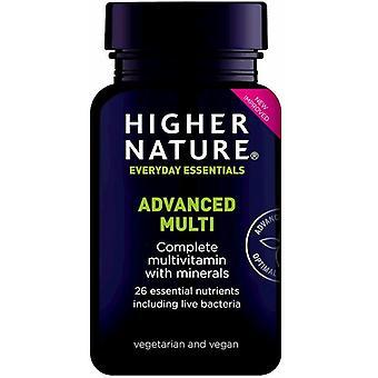 Higher Nature Advanced Multi Tablets 30 (QAN030)