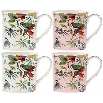 Babylon Mugs (Set Of 4)