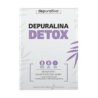 Depuralina Detox 10 unités