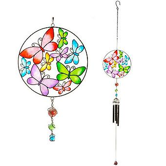Something Different Butterfly Wind Chime