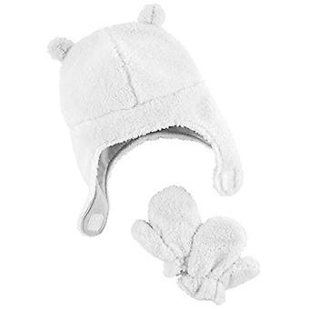 Einfache Freuden von Carter's Baby Hut und Mitten Set