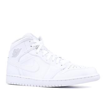 Air Jordan 1 Mid - 554724-104 - Shoes