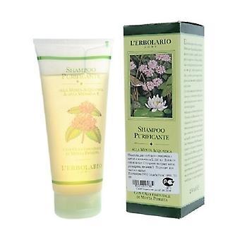 Mint and Vitamin Purifying Shampoo 200 ml