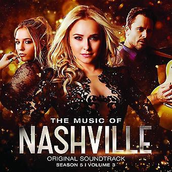 Music of Nashville (Season 5 Vol 3) / O.S.T. - Music of Nashville (Season 5 Vol 3) / O.S.T. [CD] USA import
