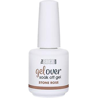 The Edge Nails Gelover 2019 Soak-Off Gel Polish Collection - Stone Rose 15ml (2003331)