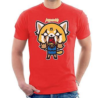 Aggretsuko Rage Men't-shirt