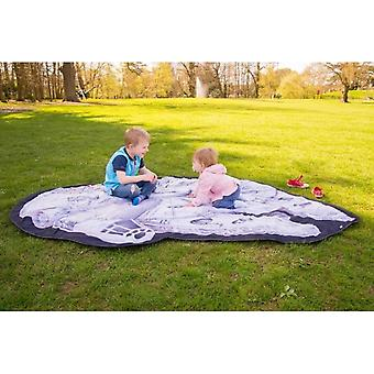 Star Wars Picnic Rug Millennium Falcon Monster Factory Outdoor