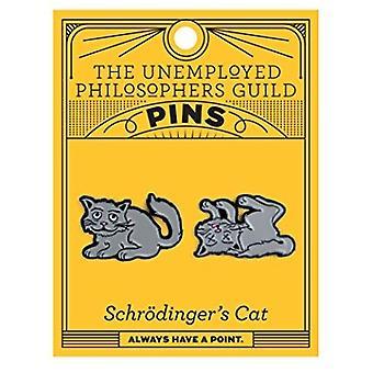 دبوس مجموعة - UPG - Schrodinger & apos;s القط 5102